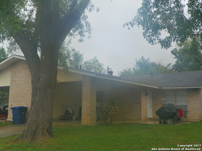 Bexar County Multi Family Home Back on Market: 9815 Conbes Dr