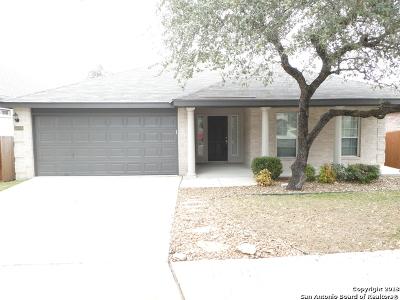 Bexar County Single Family Home For Sale: 5008 Quartz Run
