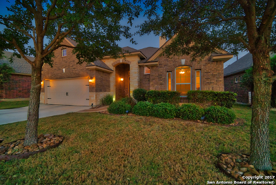 Helotes Single Family Home For Sale: 13326 Windmill Trce