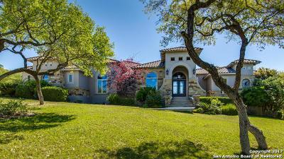 San Antonio TX Single Family Home For Sale: $1,070,000