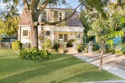 San Antonio Single Family Home Back on Market: 141 Jeffrey