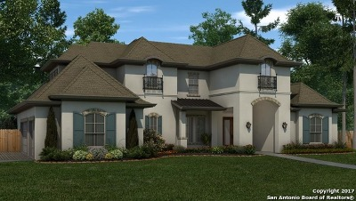 New Braunfels Single Family Home For Sale: 534 Cantera Rdg