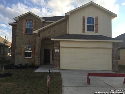 Boerne Single Family Home For Sale: 7648 Mission Smt