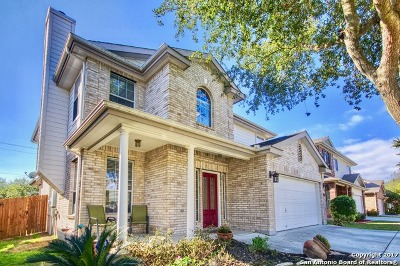 Schertz Single Family Home For Sale: 845 Secretariat Dr