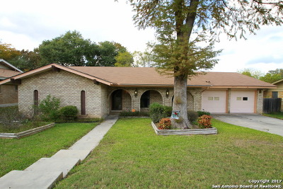 Leon Valley Single Family Home For Sale: 5923 Rimkus Dr