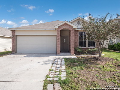 San Antonio Single Family Home For Sale: 3923 Mahogany Cv