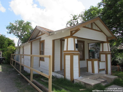 Single Family Home For Sale: 1547 Center St