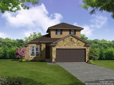 Bexar County Single Family Home For Sale: 8723 Straight Oaks