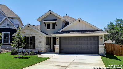 Boerne Single Family Home Price Change: 107 Coldwater Creek