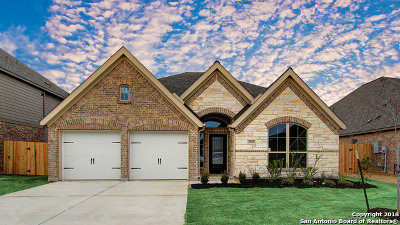 Seguin Single Family Home For Sale: 2932 Coral Way