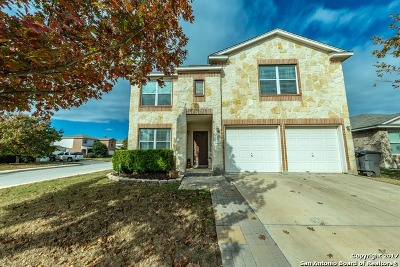 San Antonio Single Family Home Price Change: 3903 Canyon Pkwy