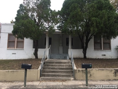 Bexar County Multi Family Home For Sale: 2020 Clark Ave