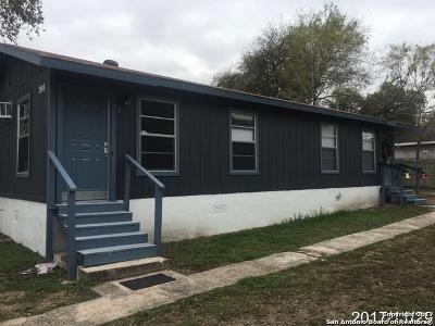 Bexar County Multi Family Home For Sale: 2108 McKinley Ave