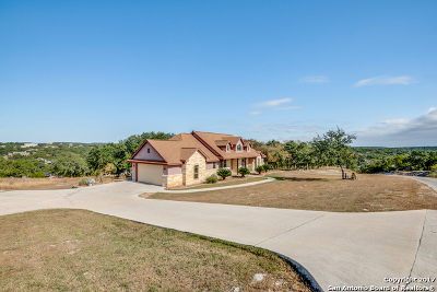 Bulverde Single Family Home For Sale: 116 Comal Peak