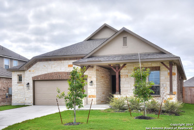 Bexar County Single Family Home New: 13926 Cohan Way