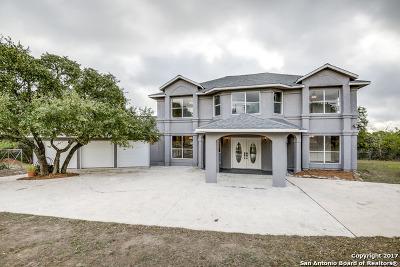 San Antonio Single Family Home New: 27708 Ramblewood St