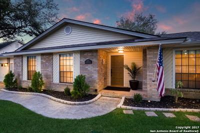 Universal City Single Family Home New: 202 Millridge Rd