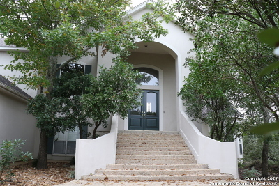 San Antonio Single Family Home For Sale: 22819 E Range