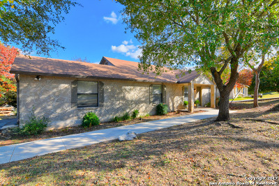 Boerne Single Family Home Price Change: 219 Doeskin Dr