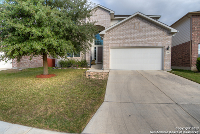 Bexar County Single Family Home New: 518 Point Spgs