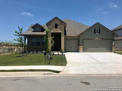 Schertz Single Family Home For Sale: 11903 Hollering Pass