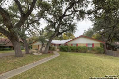San Antonio Single Family Home Back on Market: 10406 Mount Hope St