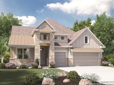Schertz Single Family Home New: 12203 Hopeseed