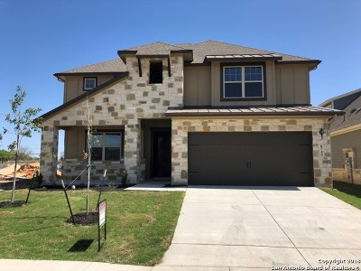 Schertz Single Family Home For Sale: 8740 Stackstone
