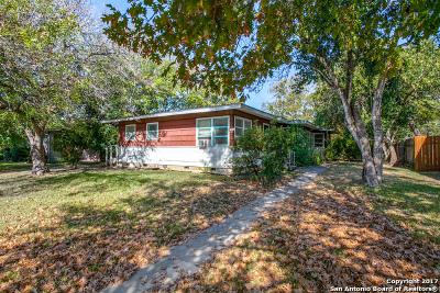 Terrell Hills Single Family Home Back on Market: 225 Arvin Dr