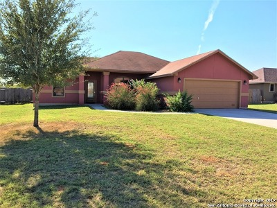 Atascosa County Single Family Home For Sale: 1831 Vista View Dr