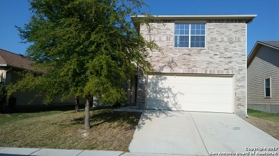 Cibolo Single Family Home For Sale: 120 Steer Lane