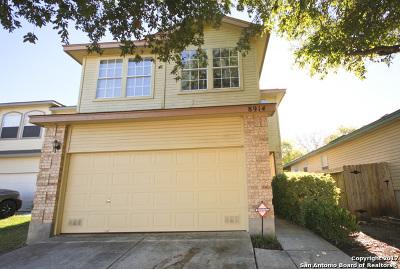 San Antonio Single Family Home For Sale: 8914 Arch Brg