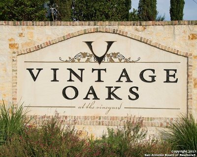 New Braunfels Residential Lots & Land For Sale: 959 Petite Verdot