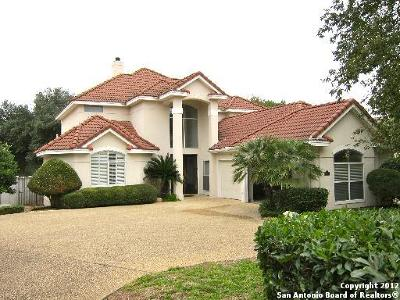 San Antonio Single Family Home For Sale: 643 Hillsong