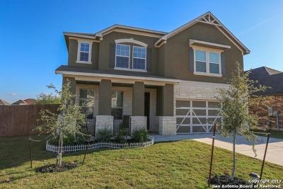 San Antonio Single Family Home New: 4436 Oak Roset