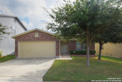 Cibolo Single Family Home For Sale: 153 Hinge Path