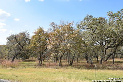 La Vernia Residential Lots & Land For Sale: 120 Hidden Pond