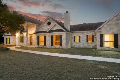 Boerne Single Family Home For Sale: 101 Forest Ridge Ln