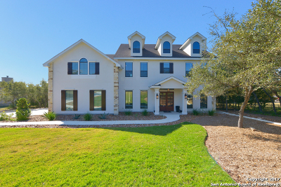 Comal County Single Family Home For Sale: 374 Bentwood Dr