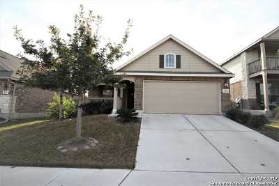 Cibolo Single Family Home For Sale: 209 Rawhide Way