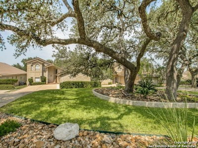 Fair Oaks Ranch Single Family Home For Sale: 7725 Timber Top Dr