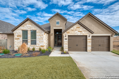 New Braunfels Single Family Home For Sale: 1185 Nutmeg Trail