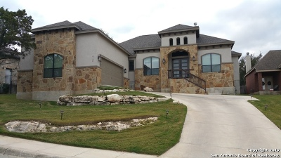 San Antonio Single Family Home New: 8130 Cedar Knoll Dr