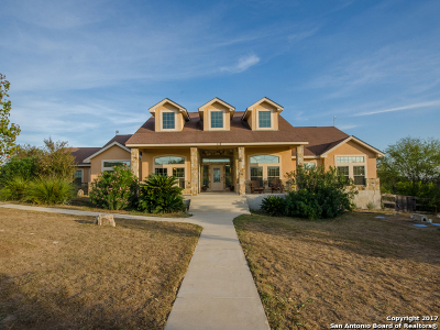 Single Family Home For Sale: 112 County Road 2804