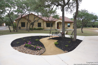 Helotes Single Family Home For Sale: 13210 Cepeda