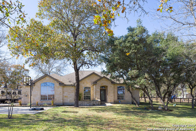 La Vernia Single Family Home For Sale: 213 Legacy Trail Dr