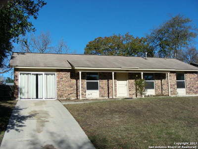 Live Oak Single Family Home For Sale: 115 Woodview Dr