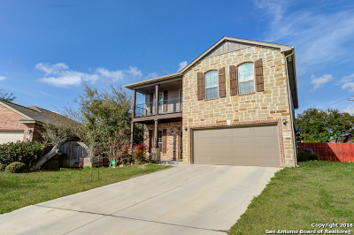 Single Family Home For Sale: 10307 Walnut Crst