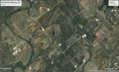 Atascosa County Residential Lots & Land For Sale: 00 Cr 415