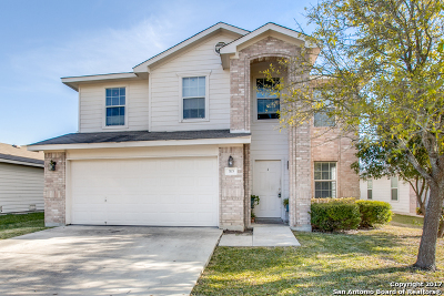 Cibolo Single Family Home For Sale: 313 Longhorn Way